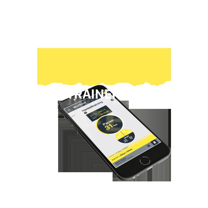 McFit App Concept