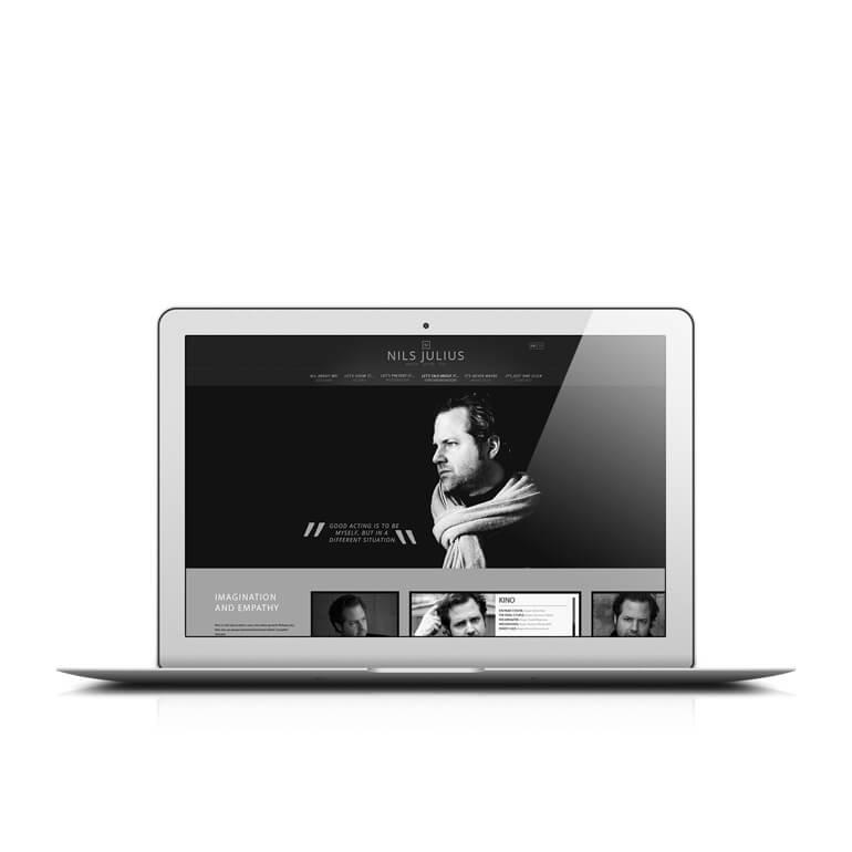 Nils Julius Homepage
