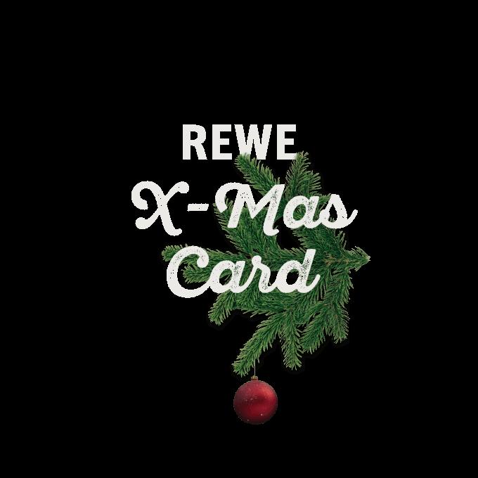 REWE X-Mas Microsite